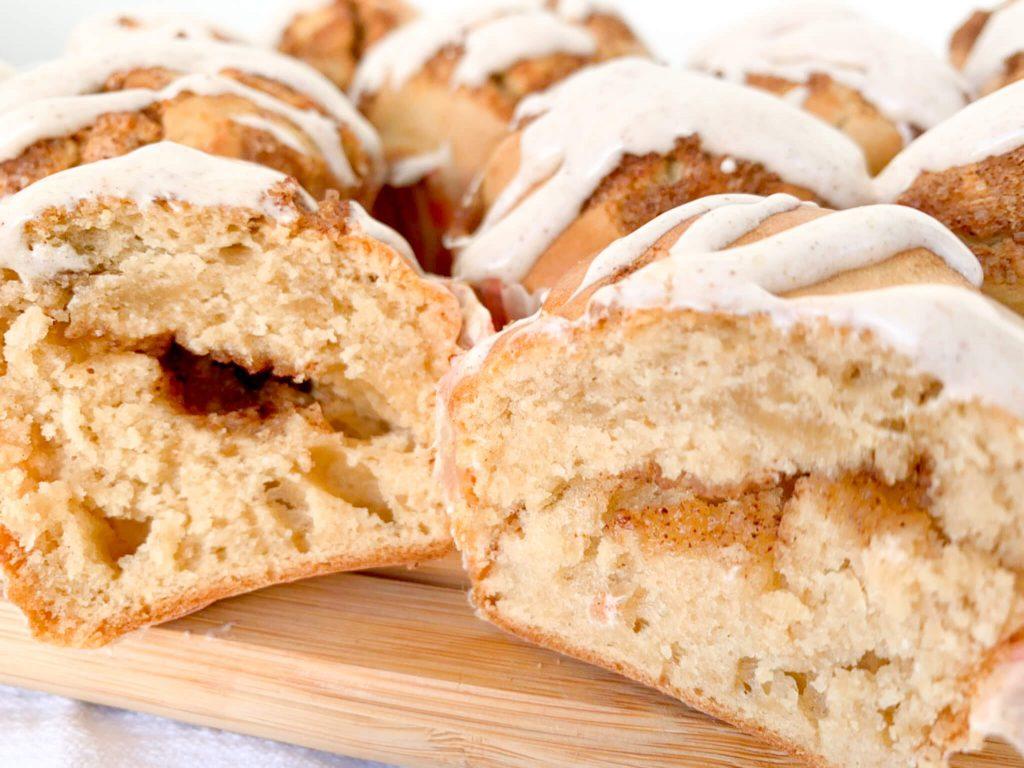 Cinnamon Rolls Muffins